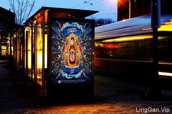 国外TLAS啤酒狂欢节海报设计作品