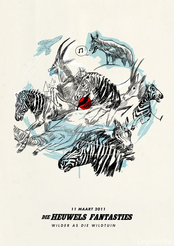 南非RODEO设计团队海报设计作品(二)