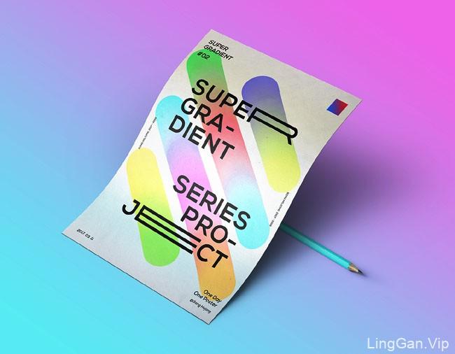 韩国设计师Song hojong极简海报设计