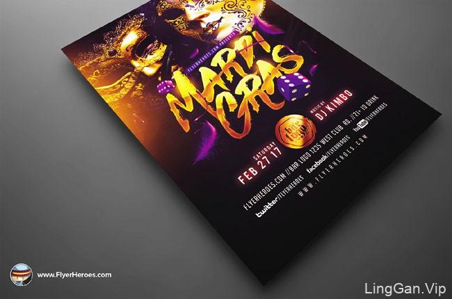 英国FlyerHeroes海报设计作品分享