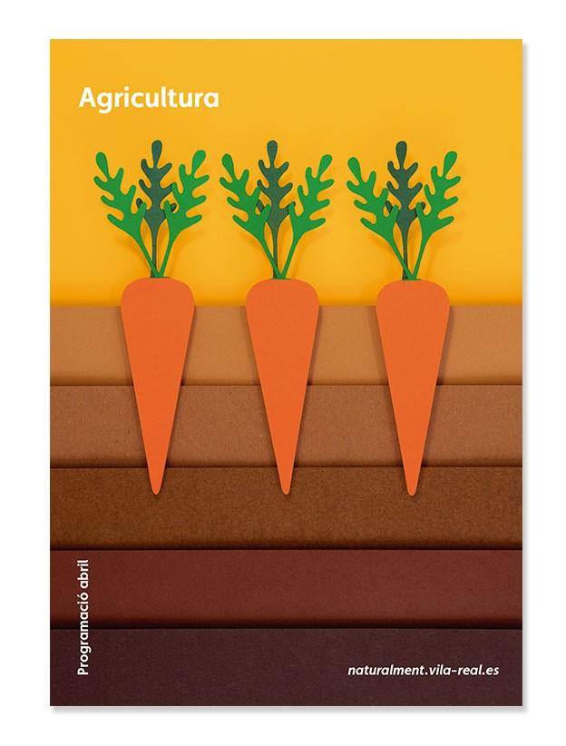 国外Naturalment环境保护活动海报设计