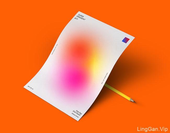 韩国设计师Song Hojong优秀海报设计分享NO.1