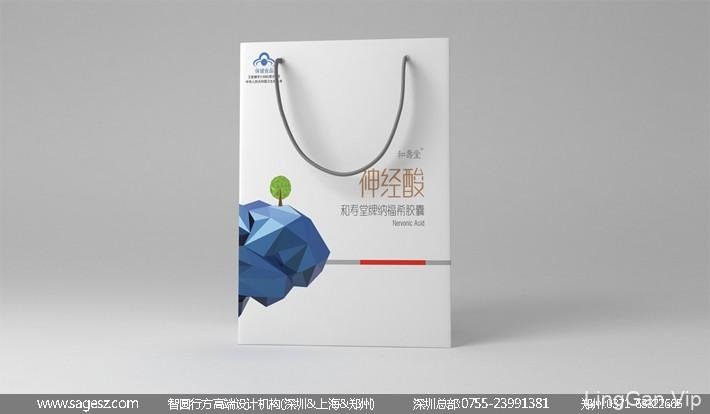 神经酸包装设计 医药胶囊包装设计 保健药品包装设计