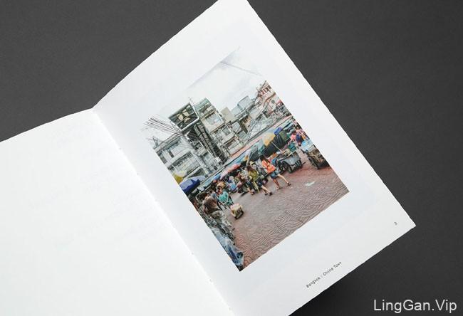 国外Yoyage摄影书籍装帧封面设计