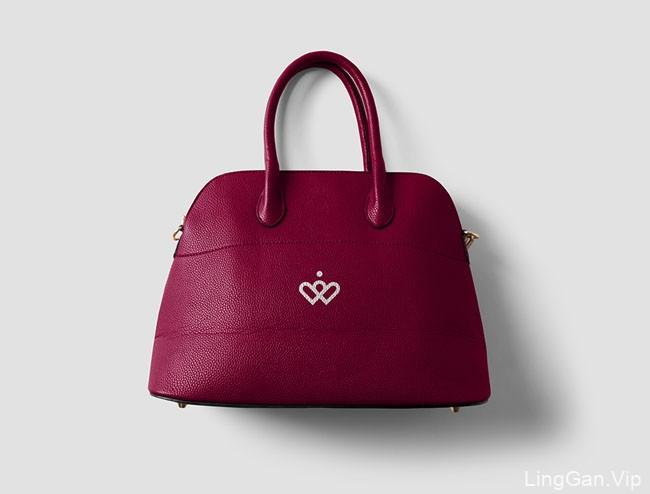 国外LA VIRDO网上零售商店品牌形象vi设计