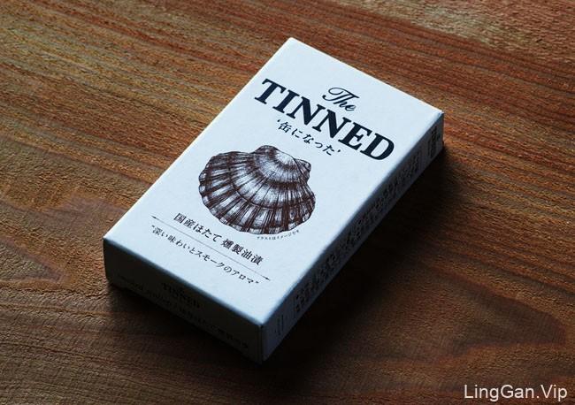 TINNED罐头食品包装设计作品