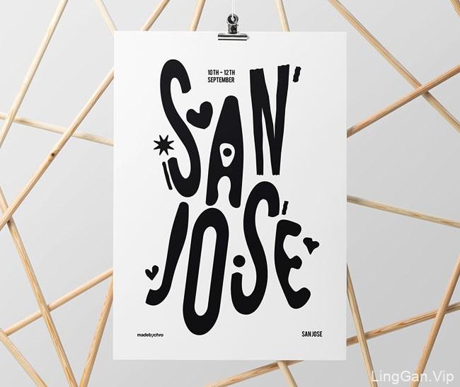 波兰设计师Tomasz海报作品欣赏