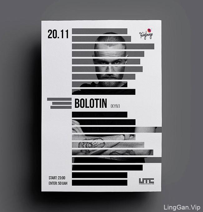 乌克兰设计师Marina Mescaline海报作品