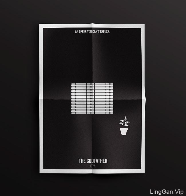 印度设计师Vinay Gowtham M极简海报设计
