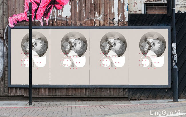 国外优秀设计师Twopots工作室海报作品(三)