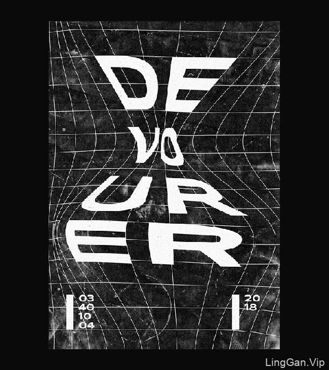 国外设计师Roman Post海报设计作品