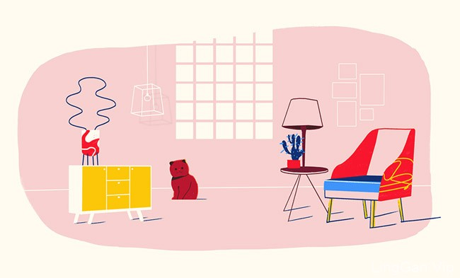 土耳其设计师busra uzgun童真的鸟主题插画设计作品
