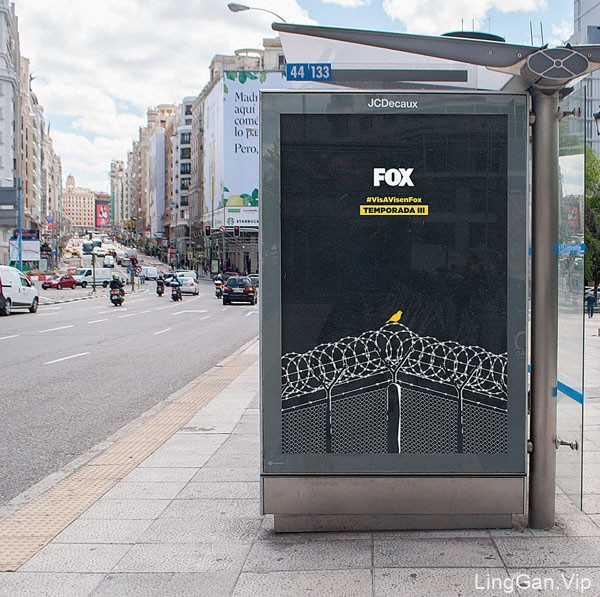 《Vis A Vis》第三季宣传海报设计