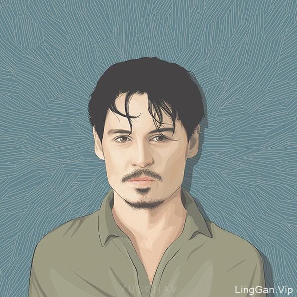 印尼Yuschav Arly插画作品NO.2