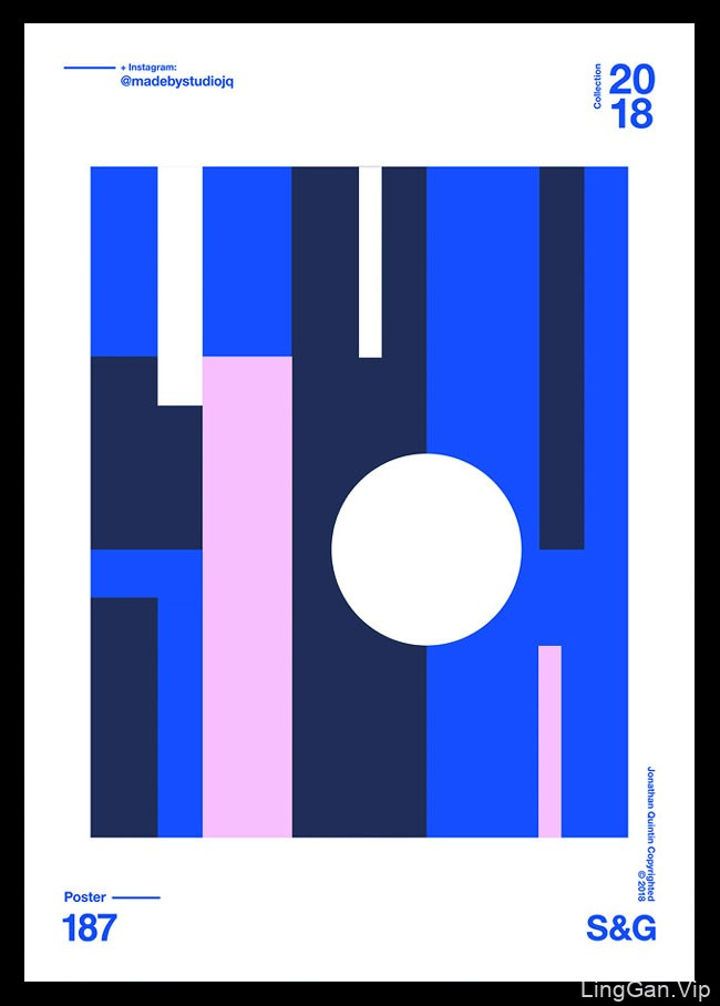 英国Studio JQ工作室海报作品NO.3