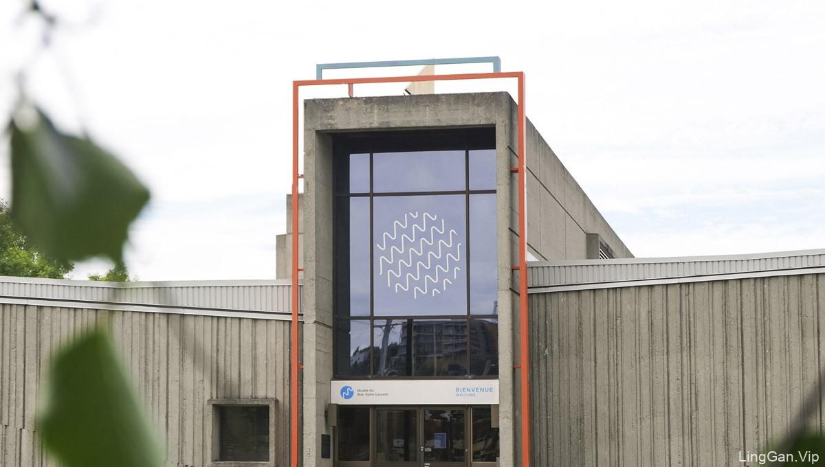 符号化!简洁有创意的博物馆VI设计
