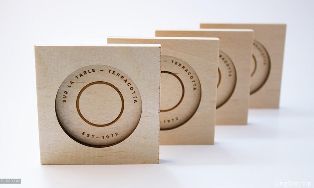 Sur La Table Terracotta 包装设计欣赏