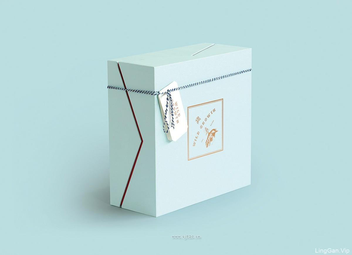 Wild Growth Packaging禾马品牌包装设计
