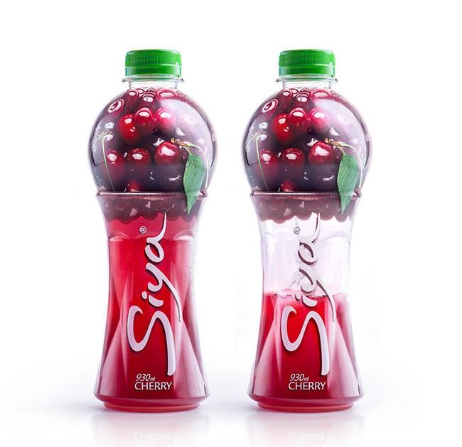 国外Siya果汁系列创意包装设计(一)