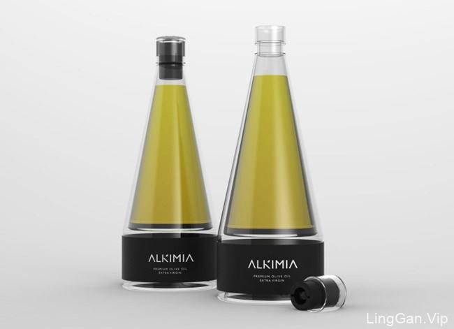 国外精细的Alkimia橄榄油包装