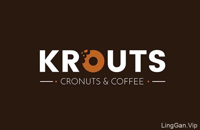 国外Krouts甜甜圈包装设计鉴赏