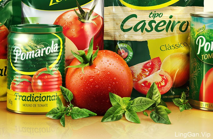 国外Pomarola农产品系列外包装设计鉴赏