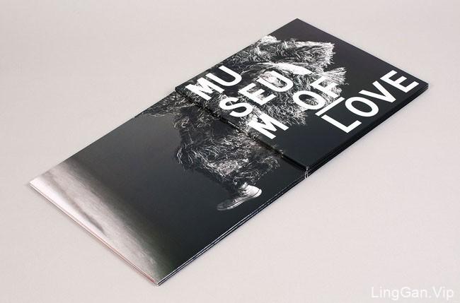 国外Museum of Love专辑唱片时尚包装设计赏析
