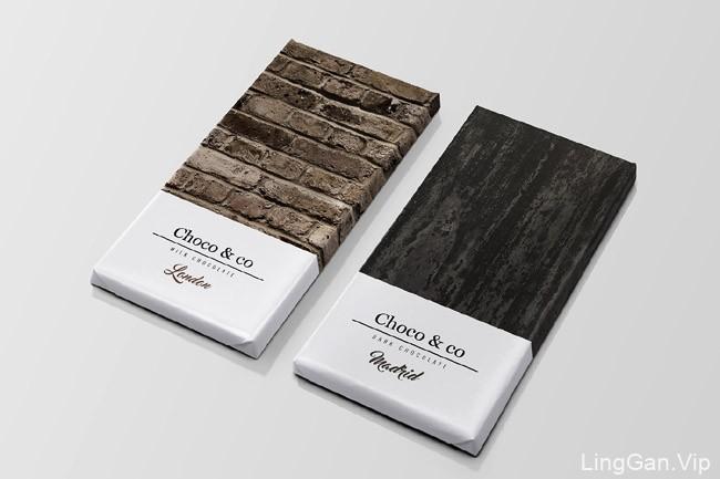 国外Choco & Co巧克力特别版包装设计
