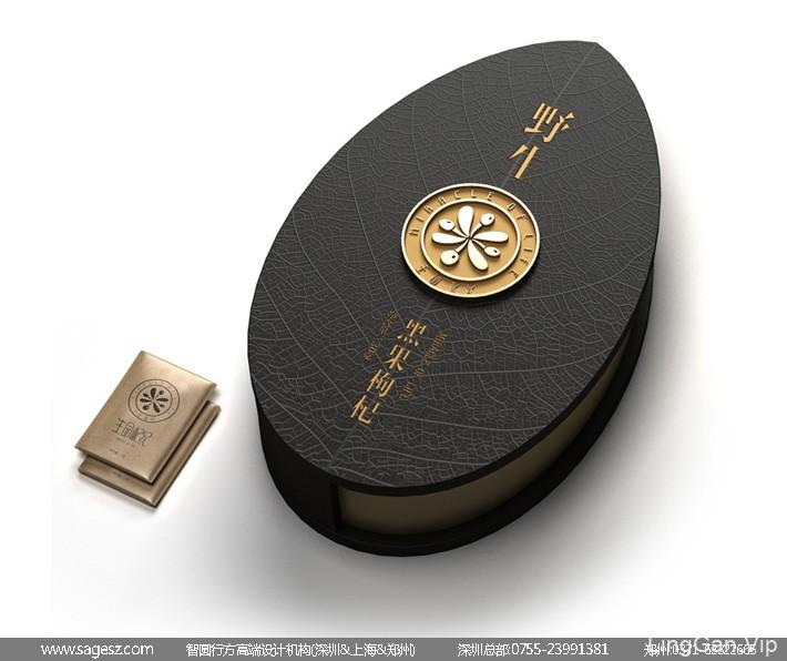 宁夏枸杞包装设计 黑枸杞礼盒包装设计 枸杞包装设计公司
