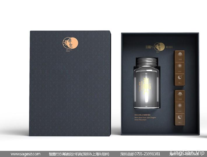 玛咖品牌包装设计 高档玛咖包装设计 秘鲁玛咖包装设计