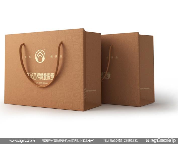 解酒胶囊包装设计 高端木盒包装设计 木盒保健品包装设计