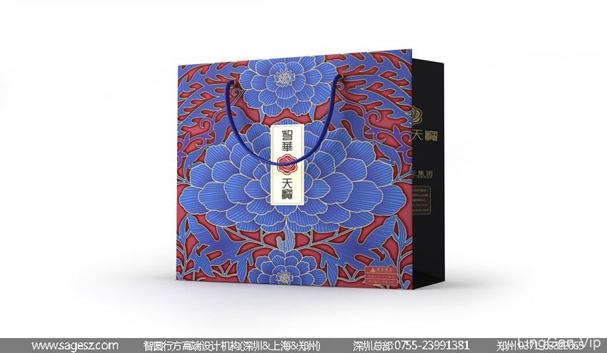 牡丹籽油礼盒包装设计 粮油品牌包装设计 食用油礼盒包装设计
