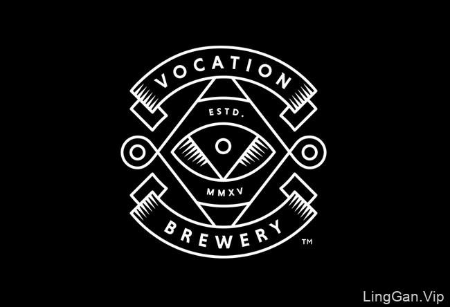 国外精美的Vocation啤酒包装设计