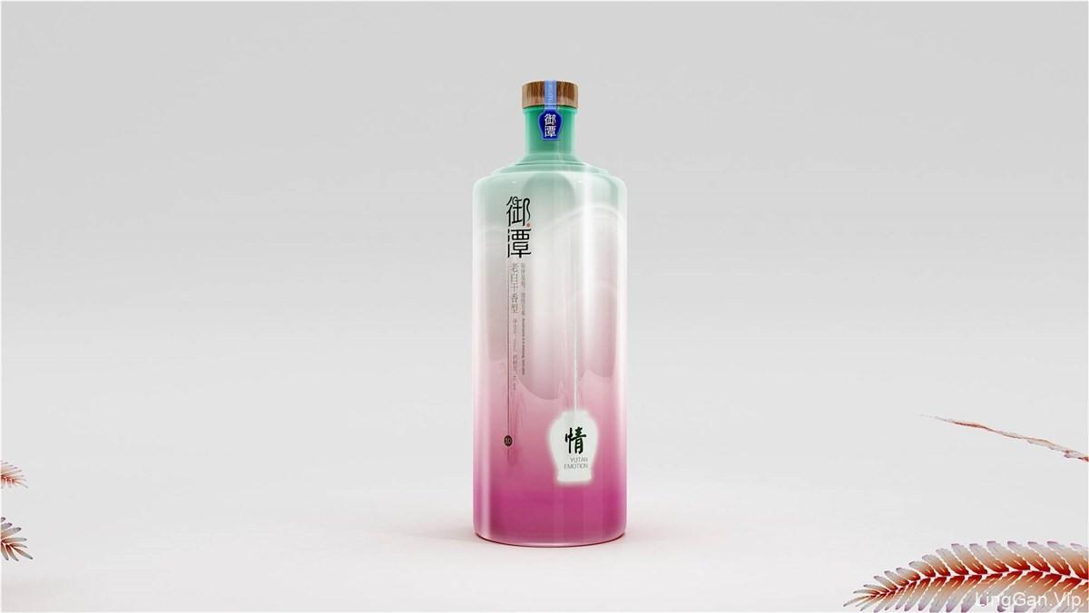 徐桂亮品牌设计—御潭酒