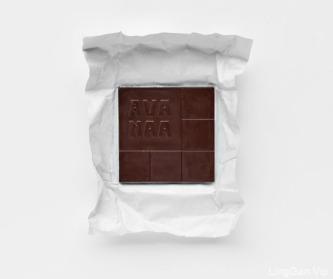 国外Avanaa巧克力包装设计作品