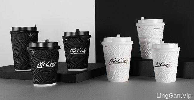 波兰设计师Lukasz Kowal漂亮的咖啡杯包装模版设计