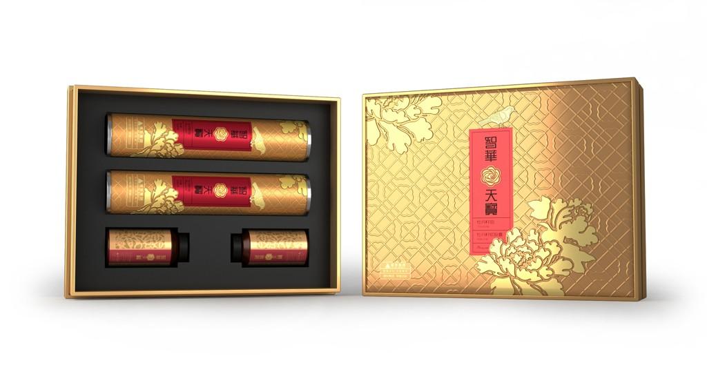 食用油礼盒包装设计 牡丹油包装设计 软胶囊包装设计