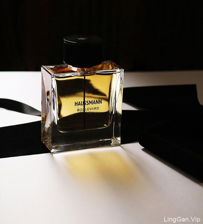国外精美的Boulevard Paris香水包装设计展示