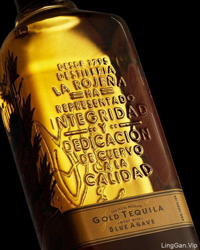 国外Jose Cuervo龙舌兰酒限量版包装设计作品
