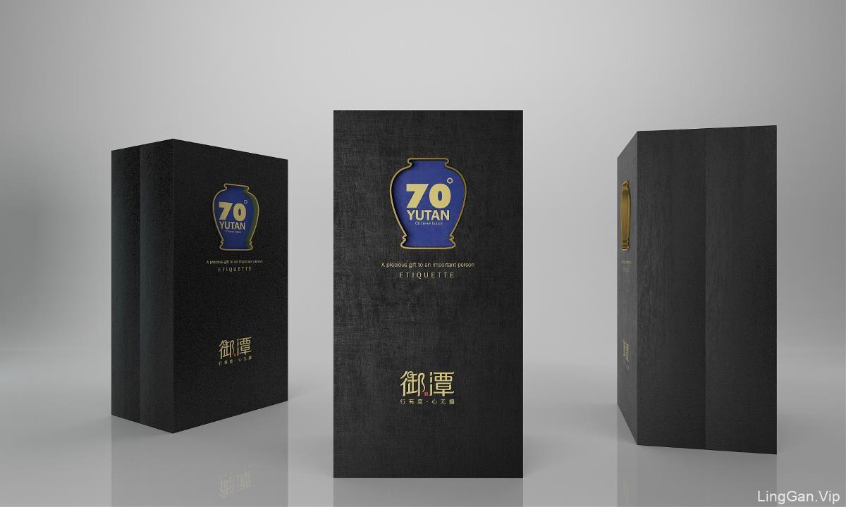 御潭酒——衡水徐桂亮品牌设计