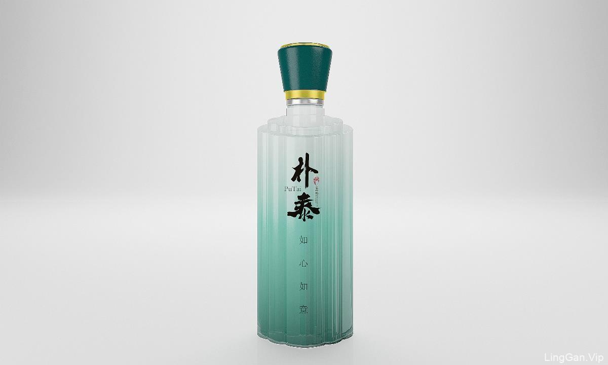 徐桂亮品牌设计—如心如意朴泰酒