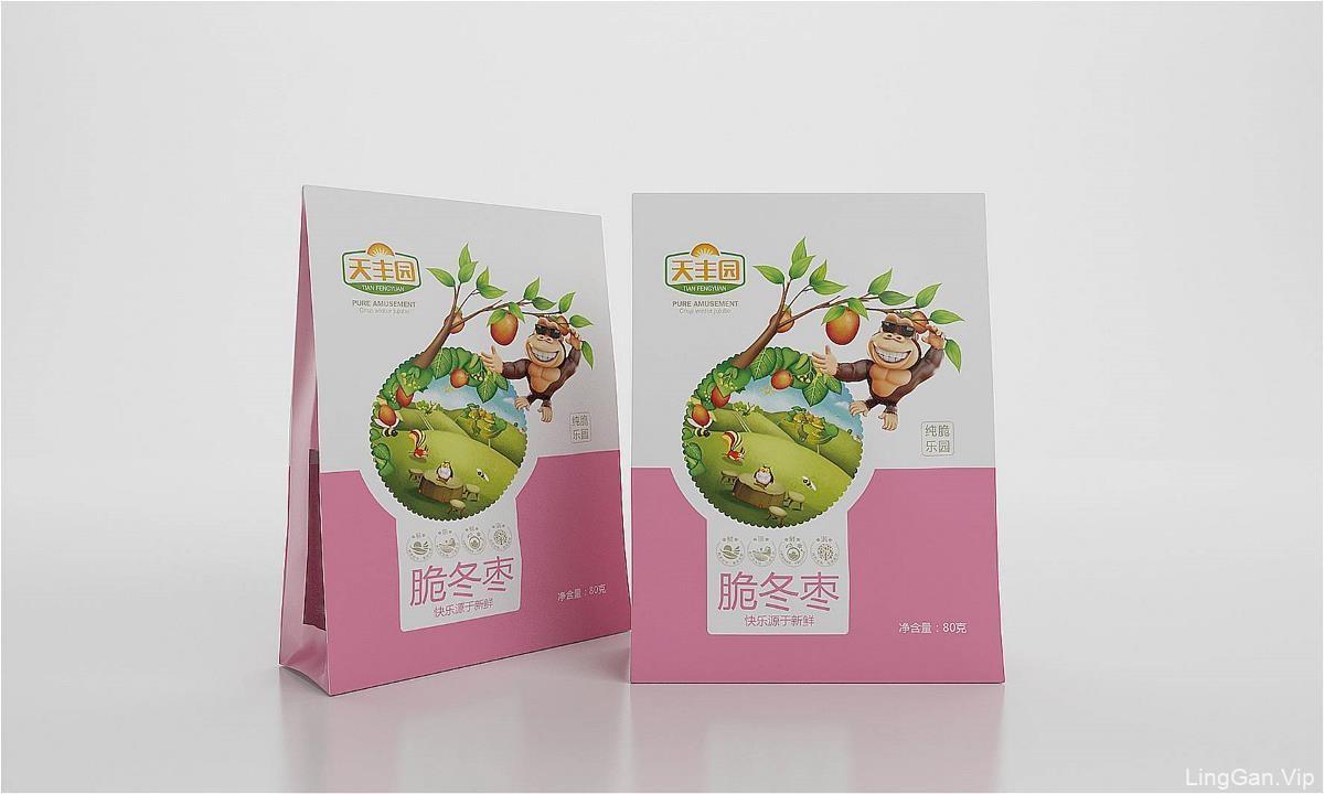 徐桂亮品牌设计—天丰园脆冬枣