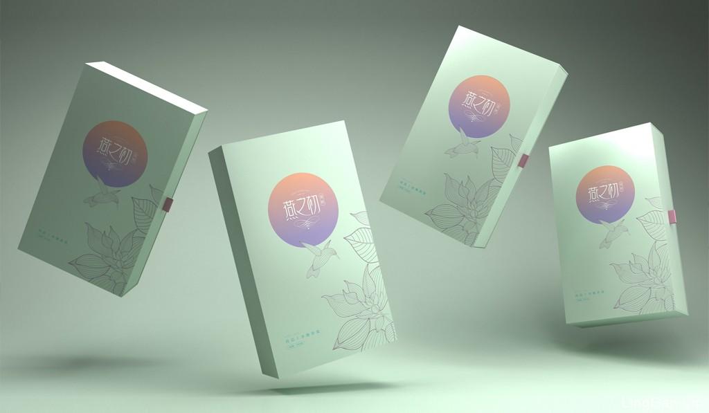 燕窝饮品包装设计 即食燕窝包装设计 燕窝礼品包装设计