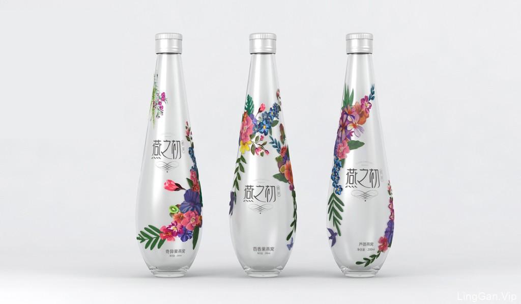 燕窝饮料包装设计 即食燕窝包装设计 燕窝饮品包装设计