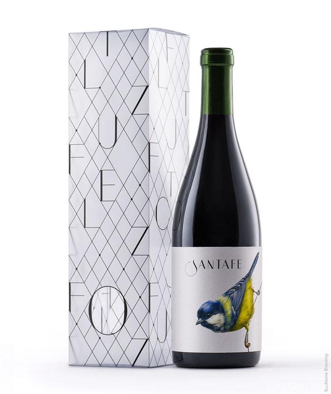 Santafe Wine葡萄酒创意包装设计作品