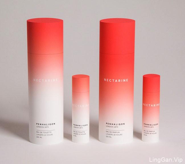 简约时尚的Penhaligon''s潘海利根香水包装设计