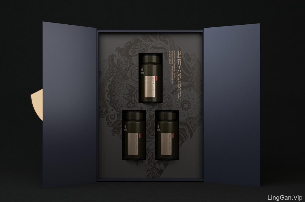 降三高保健品包装设计 保健品礼盒包装设计 功能性保健品包装