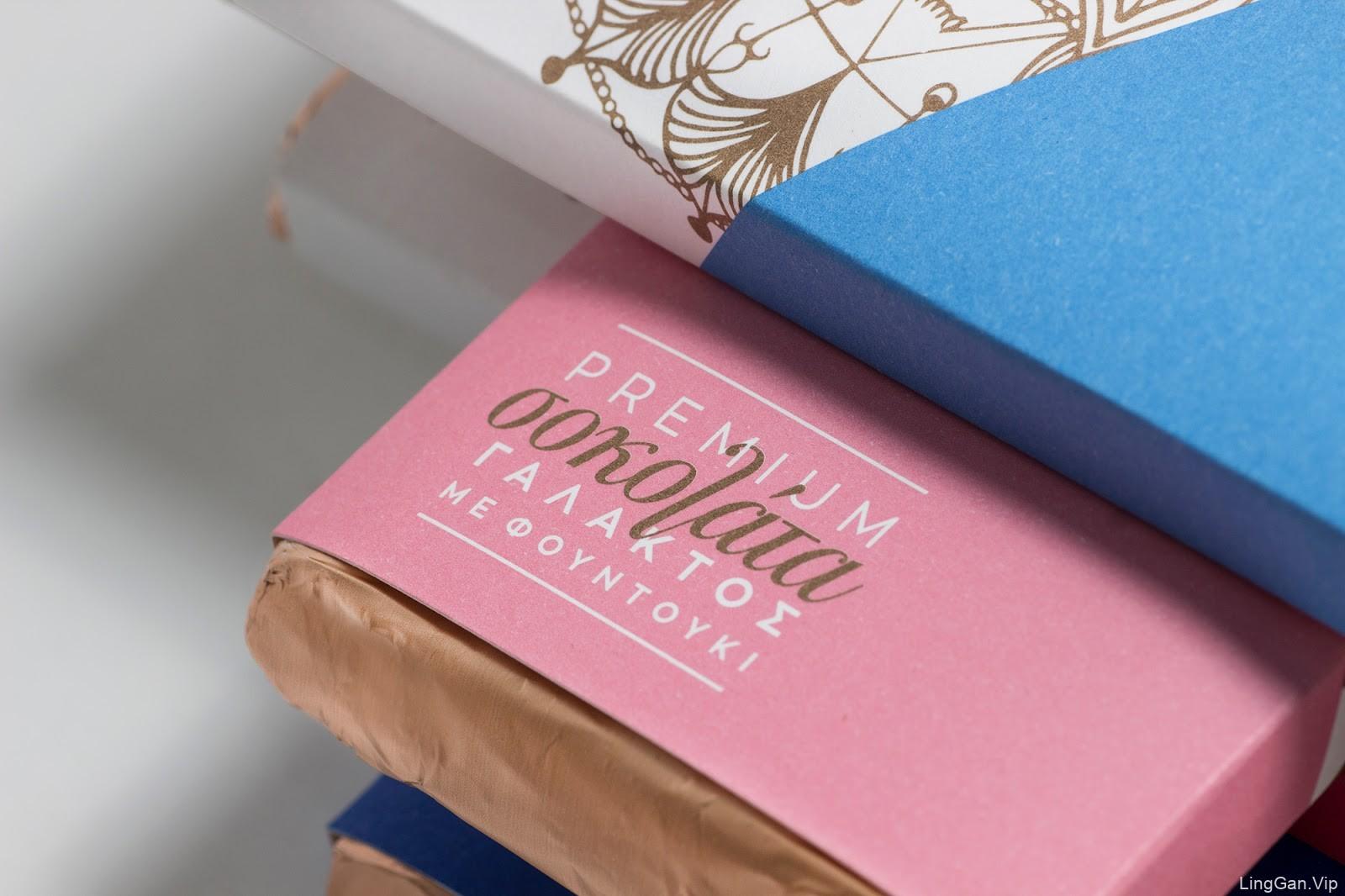 Sokola巧克力包装设计