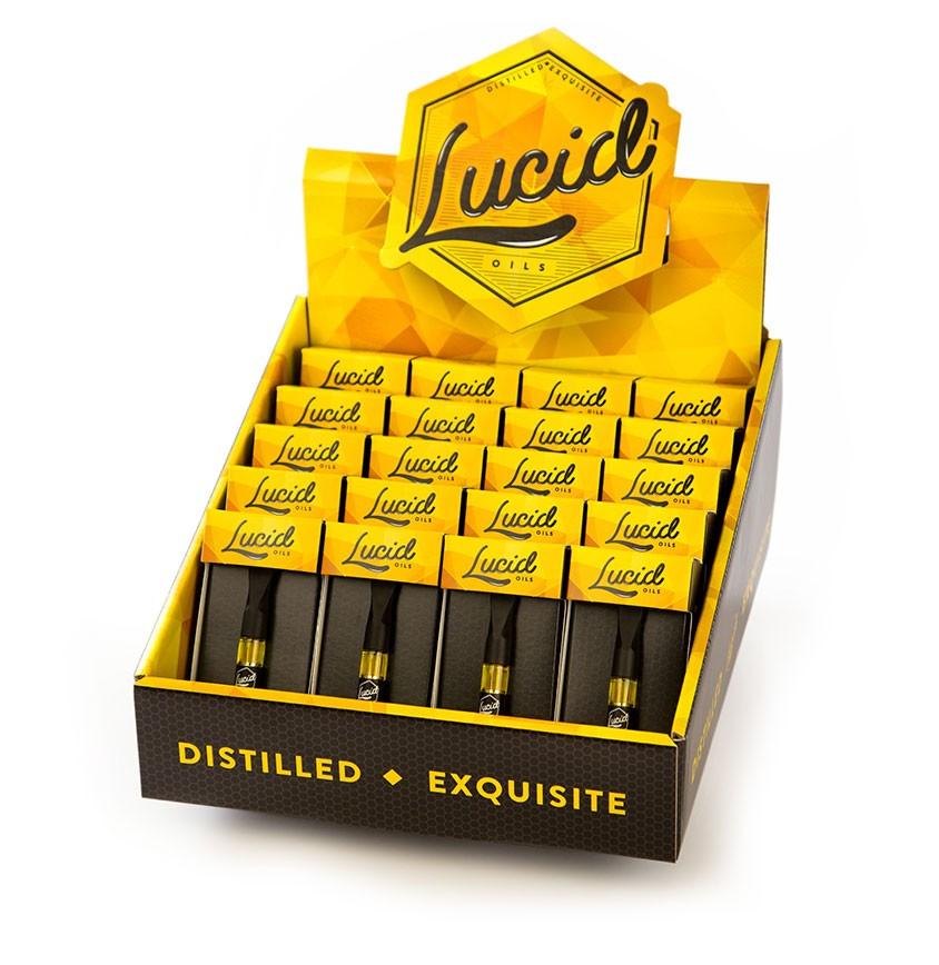 Lucid Oils包装设计