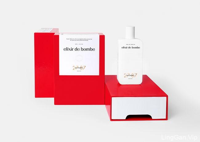 国外27 87香水品牌包装设计